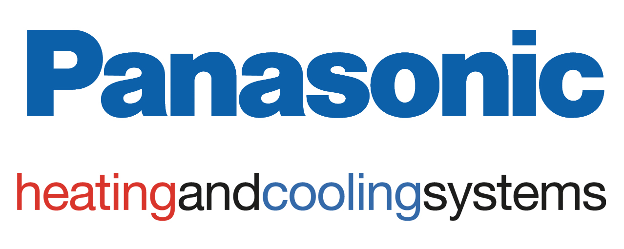 PANASONIC logo climatisation