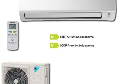 Promotions Climatisation Daikin-ftxb25c