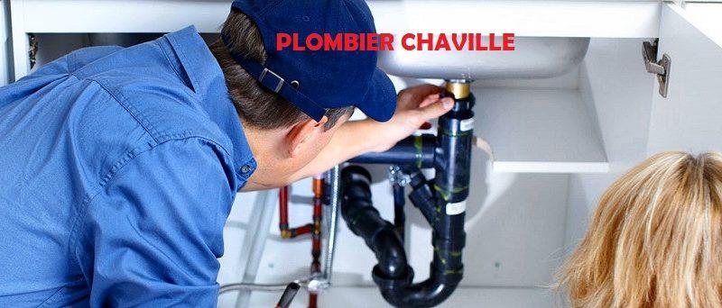 plombier chaville depannage